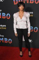MONIQUE COLEMAN at Dumbo Premiere in Los Angeles 03/11/2019