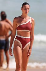 MONTANA COX in Bikini at Bondi Beach in Sydney 03/02/2019
