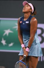NAOMI OSAKA at 2019 Indian Wells Masters 1000 03/12/2019