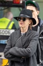 NAOMI WATTS at Heathrow Airport in London 03/08/2019