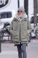 NAOMI WATTS Out and About in New York 03/07/2019