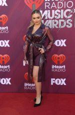 NATALIE ALYN LIND at Iheartradio Music Awards 2019 in Los Angeles 03/14/2019