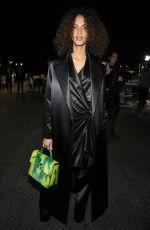 NEOMIE LENOIR at Off-white Show at Paris Fashion Week 02/28/2019