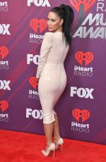 NICOLE SCHERZINGER at Iheartradio Music Awards 2019 in Los Angeles 03/14/2019