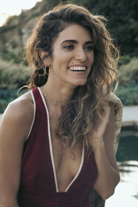 NIKKI REED for Alive Magazine, March/April 2019