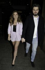 NIKKI SANDERSON at Use App Launch Party in Mnachester 03/08/2019