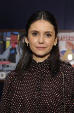 NINA DOBREV at Prime Video Blue Room at SXSW in Austin 03/10/2019