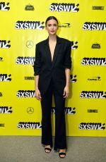 NINA DOBREV at Run This Town Premiere at SXSW Film Festival in Austin 03/09/2019