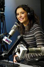 NINA DOBREV at SiriusXM Studio in New York 03/01/2019