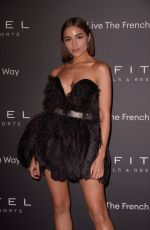 OLIVIA CULPO at La Nuit by Sofitel Party with CR Fashion Book in Paris 02/28/2019