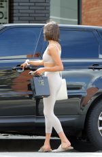 OLIVIA CULPO in Tights Out Shopping in West Hollywood 03/10/2019