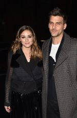 OLIVIA PALERMO Arrives at Tommy Hilfiger Tommynow Spring 2019: Starring Tommy x Xendaya Premieres in Paris 03/02/2019