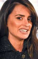 PENELOPE CRUZ at Union De Actores Awards in Madrid 03/11/2019