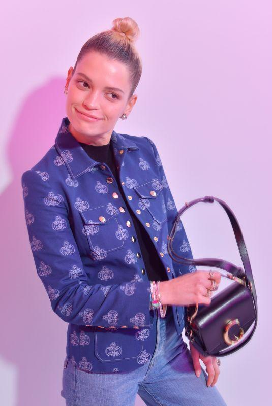 PIXIE GELDOF at Chloe Show at Paris Fashion Week 02/28/2019