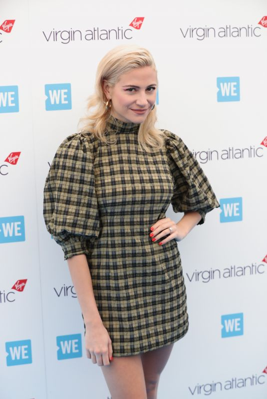 PIXIE LOTT at We Day UK 2019 in London 03/06/2019