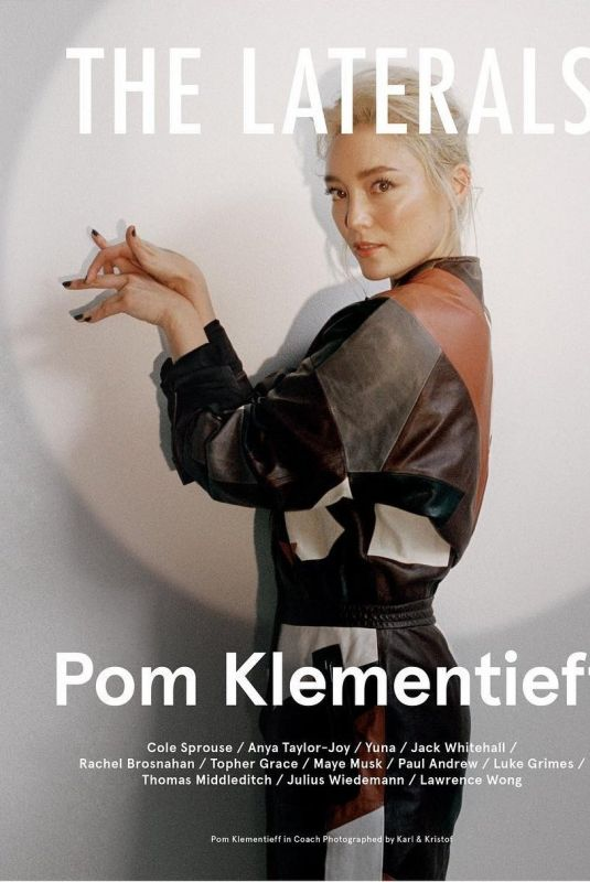 POM KLEMENTIEFF in The Laterals Issue #2, 2019