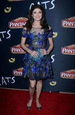 POOJA BATRA at Cats Opening Night Performance in Hollywood 02/27/2019