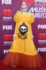 POPPY at Iheartradio Music Awards 2019 in Los Angeles 03/14/2019