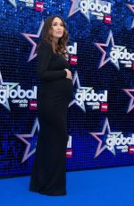 Pregnant MYLEENE KLASS at Global Awards 2019 in London 03/07/2019