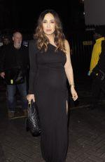 Pregnant MYLEENE KLASS Leaves Global Awards in London 03/07/2019