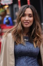 Pregnant MYLEENE KLASS Out in London 03/09/2019