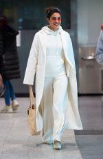 PRIYANKA CHOPRA at JFK Airport in New York 03/18/2019