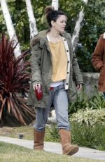 RACHEL BILSON Out and About in Los Angeles 02/27/2019