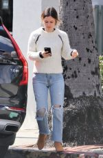 RACHEL BISLON Out and About in Los Feliz 03/07/2019