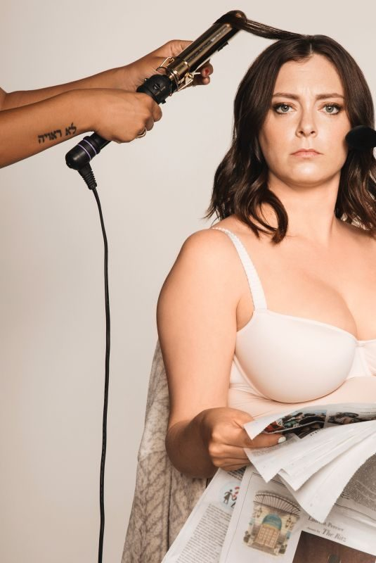 RACHEL BLOOM for Marie Claire Online, March 2019