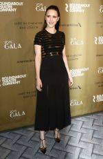 RACHEL BROSNAHAN at Roundabout Theatre Company 2019 Gala in New York 02/25/2019