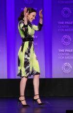 RACHEL BROSNAHAN at The Marvelous Mrs. Maisel Presentation at Paleyfest in Los Angeles 03/15/2019