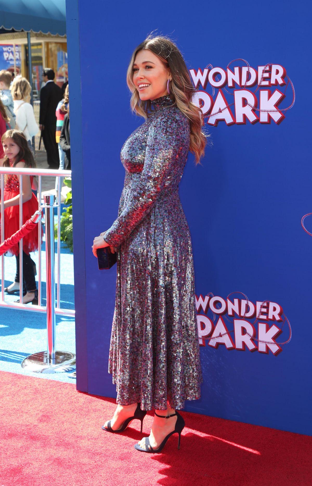 RACHEL PLATTEN at Wonder Park Premiere in Los Angeles 03/10