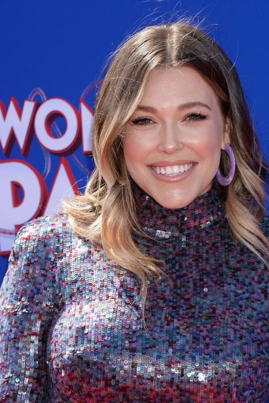 RACHEL PLATTEN at Wonder Park Premiere in Los Angeles 03/10/2019