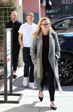 REESE WITHERSPOON Out and About in Los Angeles03/10/2019