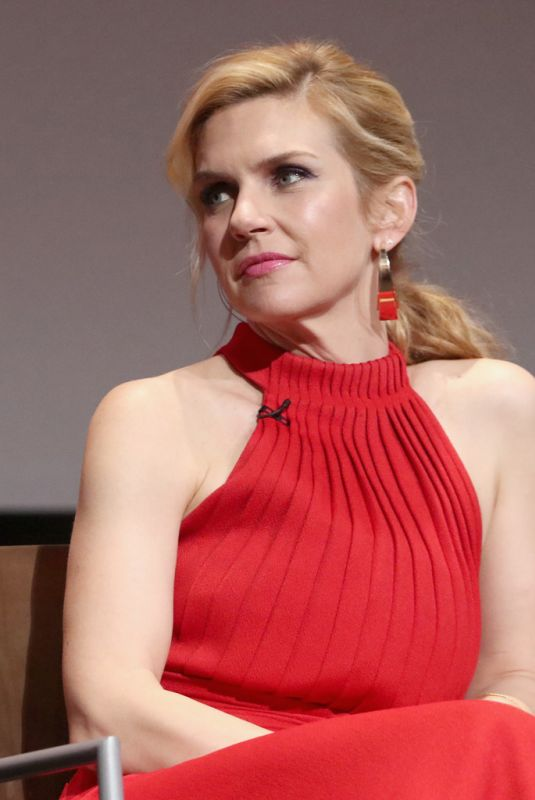 RHEA SEEHORN at Better Call Saul FYC Event in Hollywood 03/26/2019