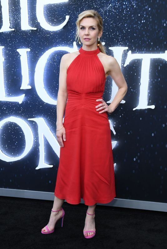RHEA SEEHORN at The Twilight Zone Premiere in Hollywood 03/26/2019