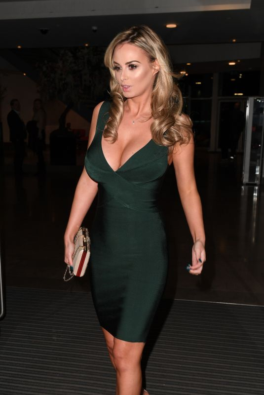 RHIAN SUGDEN at Mirror Ball in Manchester 03/01/2019