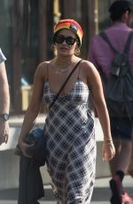 RITA ORA Out and About in Melbourne 02/28/2019
