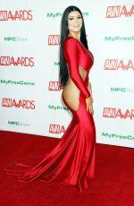 ROMI RAIN at AVN Video News Awards in Las Vegas 01/26/2019
