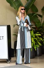 ROSIE HUINTINGTON-WHITELEY Out for Coffee in Beverly Hills 03/11/2019