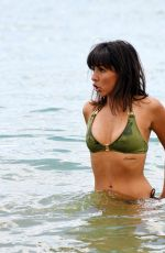 ROXANNE PALLETT in Bikini at a Beach in Greece 03/09/2019