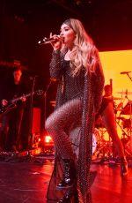 SABRINA CARPENTER Performs at Irving Plaza in New York 03/12/2019