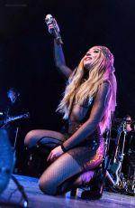 SABRINA CARPENTER Performs at Singular Tour in New Jersey 03/09/2019