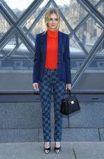 SAMARA WEAVING at Louis Vuitton Show at Paris Fashion Week 03/05/2019