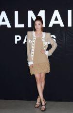 SANDARA PARK at Balmain Show at Paris Fashion Week 03/01/2019