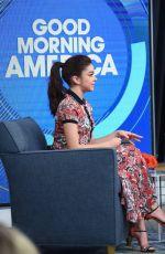 SARAH HYLAND at Good Morning America in New York 03/01/2019