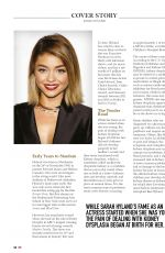 SARAH HYLAND in Health Today Magazine, Malaysia March 2019