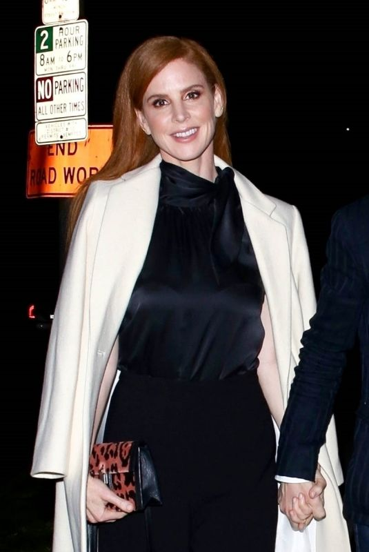 SARAH RAFFERTY at Good for a Laugh Comedy Fundraiser in Los Angeles 03/01/2019