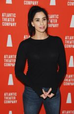 SARAH SILVERMAN at Atlantic Theater Company 2019 Gala in New York 03/04/2019