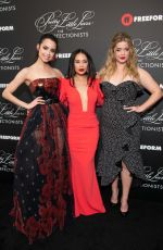 SASHA PIETERSE at Pretty Little Liars: The Perfectionists Premiere in Hollywood 03/15/2019